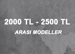 2000TL-2500TL arası saat modelleri!