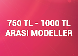 750TL-1000TL arası saat modelleri!