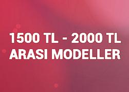 1500TL-2000TL arası saat modelleri!