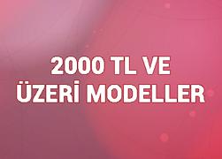 2000TL üzeri saat modelleri!