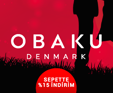 Obaku Denmark Saat Modelleri
