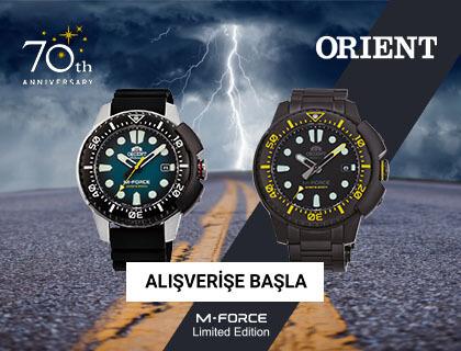 Orient M-Force Diver Koleksiyonu