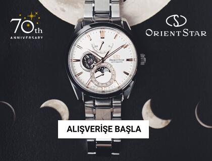Orient Star 70. Yıl Koleksiyonu
