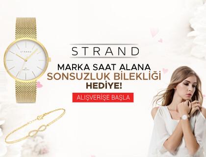 Strand By Obaku Star Saat Modelleri